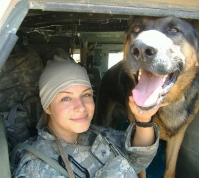 Saving the Lives of War Veterans & Shelter Dogs